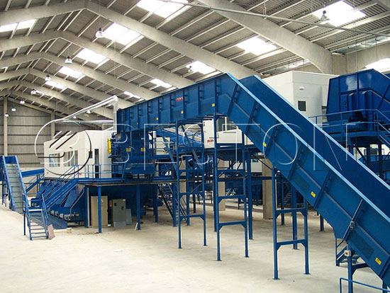 Waste Sorting Machine for Sale